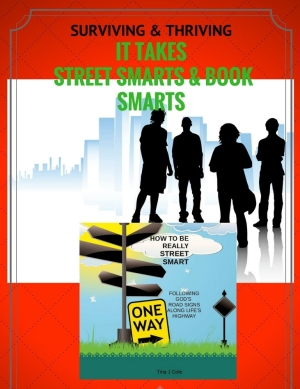 'How To Be Really Street Smart' book